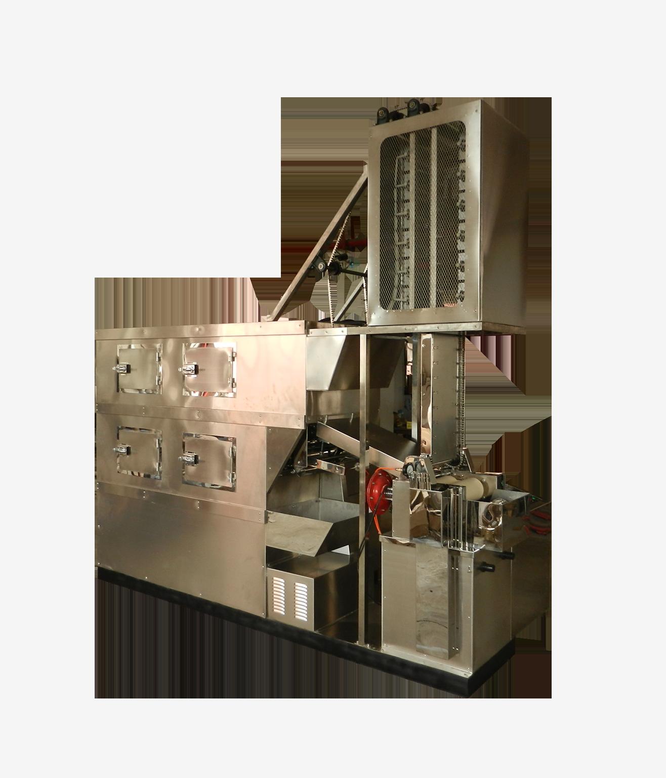 连续式热熔轧染打底小样机   型号:PT-