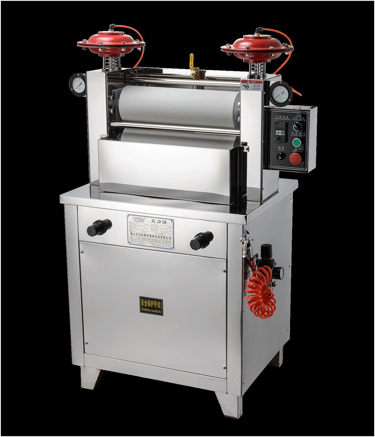 立式气压电动小轧车   型号:P-AO/定速、