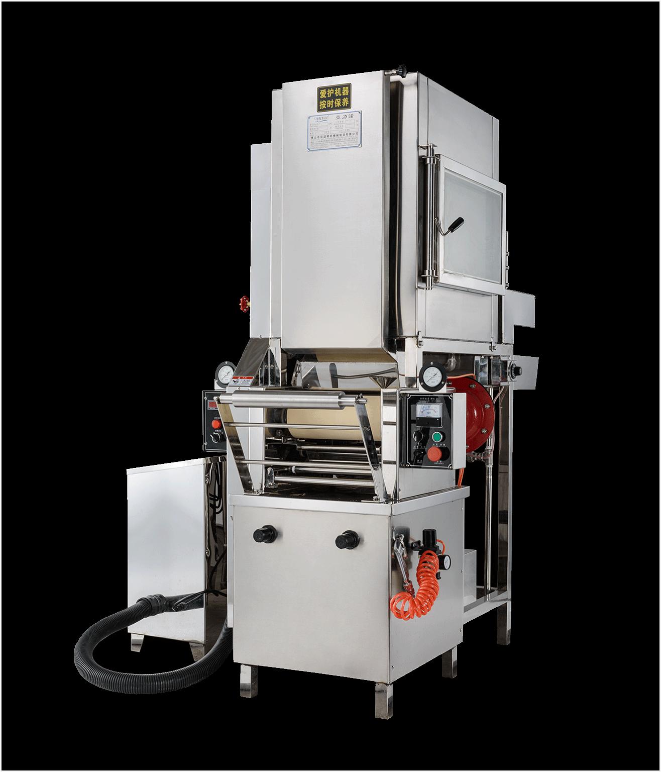 连续式还原汽蒸箱   型号:PS-JS/300